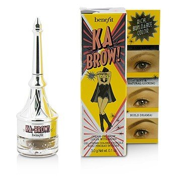 Benefit Ka Brow Cream Gel Brow Color With Brush - # 2 (Light)  3g/0.1oz