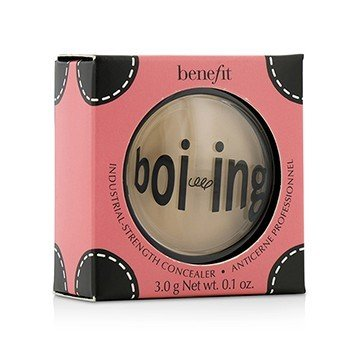 Benefit Boi ing Industrial Strength Concealer (New Packaging) - # 01 (Light)  3g/0.1oz