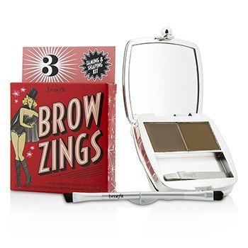 Benefit Brow Zings (Kit Para Cejas Domador & Dador de Forma Total) - #3 (Medium)  4.35g/0.15oz