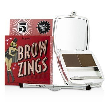 ベネフィット Brow Zings (Total Taming & Shaping Kit For Brows) - #5 (Deep)  4.35g/0.15oz