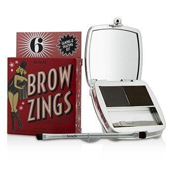 ベネフィット Brow Zings (Total Taming & Shaping Kit For Brows) - #6 (Deep)  4.35g/0.15oz