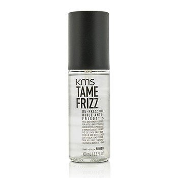KMS California Tame Frizz De-Frizz Oil (Provides Frizz & Humidity Control For Up To 3 Days)  100ml/3.3oz