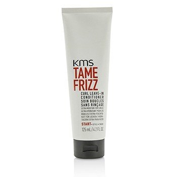 KMS California Tame Frizz Curl Leave-In Conditioner (Extra Moisture For Curls)  125ml/4.2oz