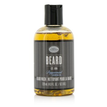 The Art Of Shaving Beard Wash - Peppermint Essential Oil  120ml/4oz