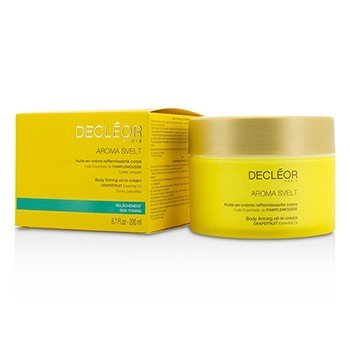 Decleor Ujędrniający krem do ciała Aroma Svelt Body Firming Oil-In-Cream  200ml/6.7oz
