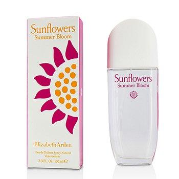 Elizabeth Arden Sunflowers Summer Bloom Туалетная Вода Спрей  100ml/3.3oz