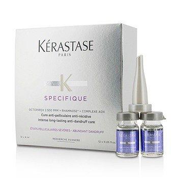 Kerastase Specifique Intense Cuidado Anti Caspa de Larga Duración  12x6ml/0.2oz
