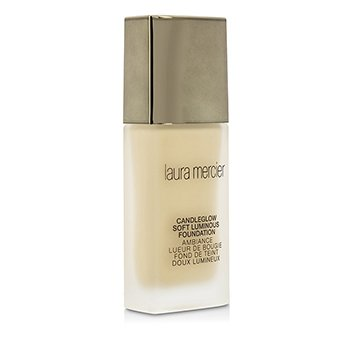 Laura Mercier Candleglow Soft Luminous Foundation - # 2N1 Cashew  30ml/1oz