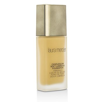 Laura Mercier Candleglow Soft Luminous Foundation - # 4W2 Chai  30ml/1oz