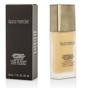 Laura Mercier Candleglow Soft Luminous Foundation - # 3W1 Dusk  30ml/1oz