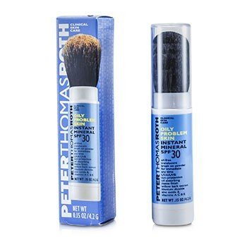 Peter Thomas Roth Oily Problem Skin Instant Mineral SPF30 (Exp. Date: 10/2017)  4.2g/0.15oz