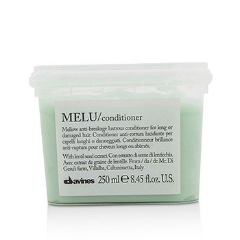 Davines Melu Conditioner Mellow Anti-Breakage Lustrous Conditioner (For Long or Damaged Hair)  250ml/8.45oz