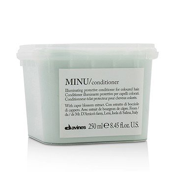 Davines Minu Conditioner Illuminating Protective Conditioner (For Coloured Hair)  250ml/8.45oz