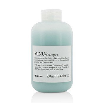 Davines Minu Shampoo Illuminating Protective Shampoo (For Coloured Hair)  250ml/8.45oz