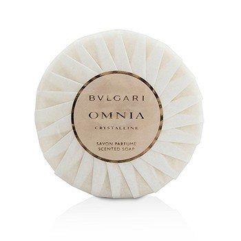 ブルガリ Omnia Crystalline Scented Soap (Unboxed)  150g/5.3oz