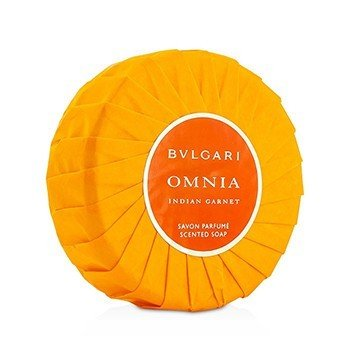 Bvlgari Omnia Indian Garnet Scented Soap (Unboxed)  150g/5.3oz