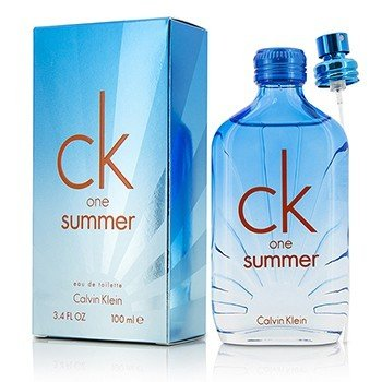 Calvin Klein Woda toaletowa CK One Summer Eau De Toilette Spray (edycja 2017)  100ml/3.4oz