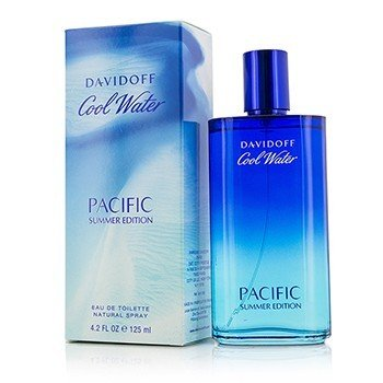 ダビドフ Cool Water Pacific Summer Edition Eau De Toilette Spray  125ml/4.2oz