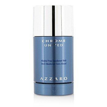 Loris Azzaro Chrome United Deodorant Stick (Unboxed)  75ml/2.1oz