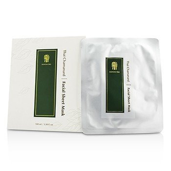 Banyan Tree Gallery Thai Chamanard Facial Sheet Mask  5x20ml/0.68oz