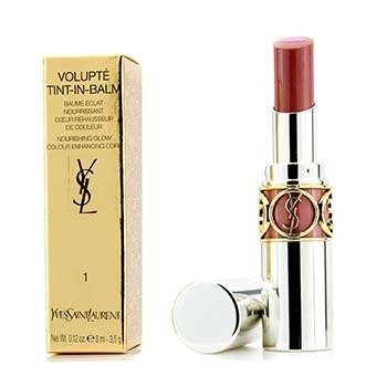 Yves Saint Laurent Volupte Tint In Balm - # 1 Dream Me Nude  3.5g/0.12oz