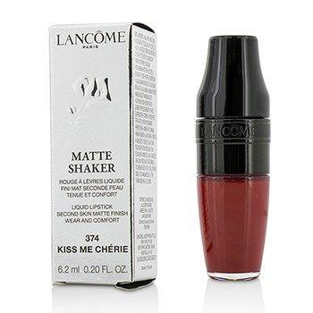 Lancome Matte Shaker Liquid Lipstick - # 374 Kiss Me Cherie  6.2ml/0.2oz