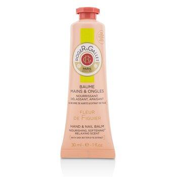 Roge & Gallet Fleur De Figuier Crema de Manos & Uñas  30ml/1oz