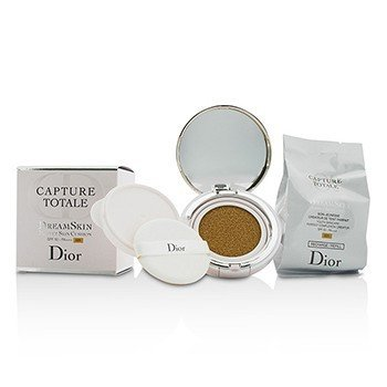Christian Dior Capture Totale Dreamskin Perfect Skin Основа Кушон SPF 50 с Запасным Блоком - # 025  2x15g/0.5oz