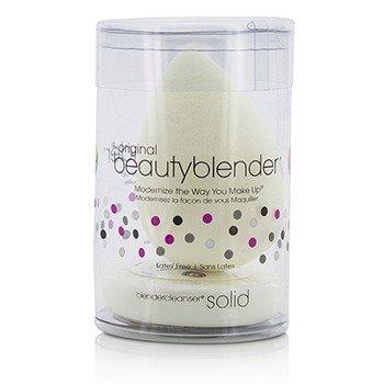 BeautyBlender BeautyBlender With Mini Solid BlenderCleanser Kit - Pure (White)  2pcs
