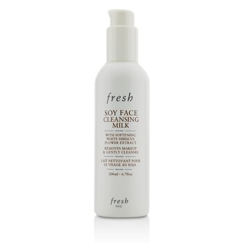 フレッシュ Soy Face Cleansing Milk  200ml/6.7oz