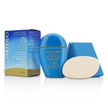 Shiseido UV Protective Liquid Foundation - # Dark Beige  30ml/1oz