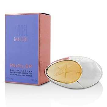 Thierry Mugler (Mugler) Angel Muse Eau De Parfum Spray (Refillable Cosmic Pebble)  30ml/1oz
