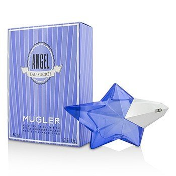 Thierry Mugler (Mugler) Angel Eau Sucree Eau De Toilette Spray (2017 Limited Edition)  50ml/1.7oz