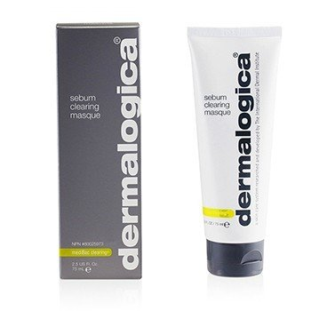 Dermalogica MediBac Sebum Clearing Masque (Exp. Date 10/2017)  75ml/2.5oz