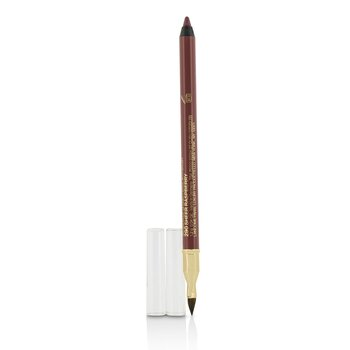 Lancome Le Lip Liner Waterproof Lip Pencil With Brush - #290 Sheer Raspberry  1.2g/0.04oz