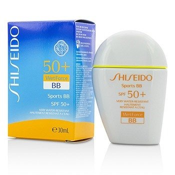 Shiseido Sports BB SPF 50+Muy Resistente al Agua - # Light  30ml/1oz
