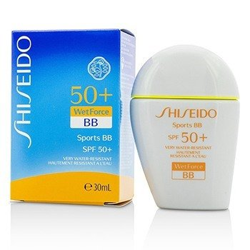 Shiseido Sports BB SPF 50+Muy Resistente al Agua - # Medium  30ml/1oz