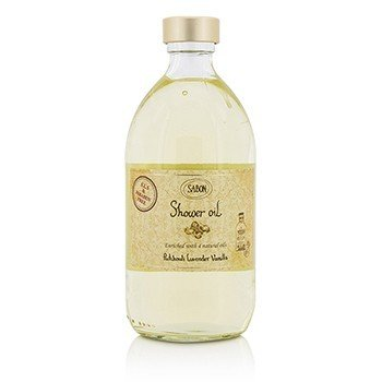 Sabon Aceite de Ducha - Patchouli Lanvender Vanilla  500ml/17.59oz