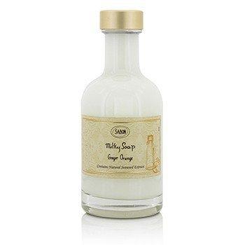 Sabon Milky Soap - Ginger Orange  200ml/7oz