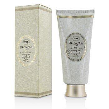 Sabon Silky Body Milk - Patchouli Lavender Vanilla  200ml/7oz