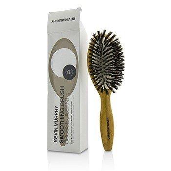 Kevin.Murphy Smoothing.Brush - ARC 70mm - Boar & Ionic Bristles, Sustainable Bamboo Handle (Box Slightly Damaged)  1pc