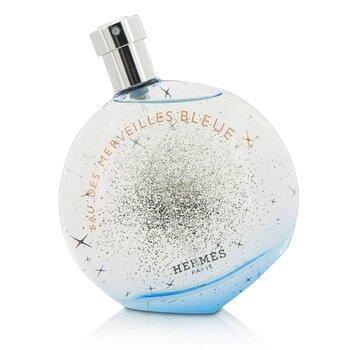 Hermes Eau Des Merveilles Bleue Eau De Toilette Spray  100ml/3.3oz