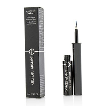 Giorgio Armani Eyes To Kill Proliner - # 2 Navy Lights  1.4ml/0.04oz
