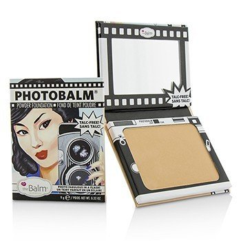TheBalm PhotoBalm Powder Foundation - #Light  9g/0.32oz