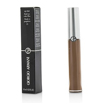 Giorgio Armani Eye Tint - # 23 Camel Smoke  6.5ml/0.22oz