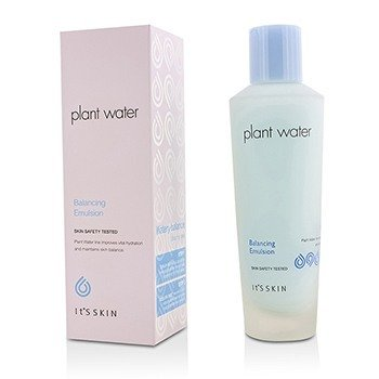 It's Skin Plant Water Balancing Emulsion (Manufacture Date: 07/2014)  150ml/5oz