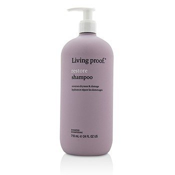 Living Proof Restore Shampoo (For Dry or Damaged Hair)  710ml/24oz