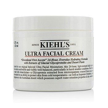 Kiehl's Ultra Facial Cream (Empaque Ligeramente Dañado)  125ml/4.2oz