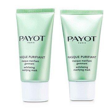 Payot Expert Purete Masque Purifiant - Moisturizing Matifying Mask Duo Pack  2x50ml/1.6oz