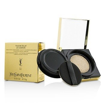Yves Saint Laurent Touche Eclat Le Cushion Base Compacta Líquida - #B40 Sand  15g/0.53oz